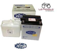 BATTERIA MAGNETI MARELLI YB14L-A2 Gilera Nexus 500 2003 2004 2005