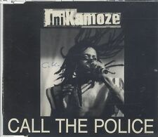 Ini Kamoze-call the police ° MAXI-SINGLE-CD da 1995 °