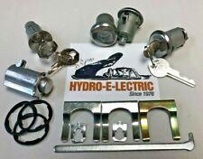 1965 Buick Skylark/Special- Ignition, Door & Trunk Lock Set + Keyless Glove Box