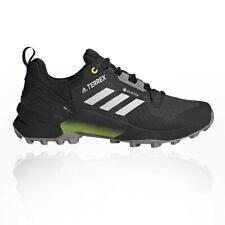 adidas Mens Terrex Swift R3 GORE-TEX Walking Shoes Black Sports Outdoors