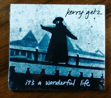 It's a Wonderful Life * by Kerry Getz (CD, Dec-2003, World in Motion) Christmas