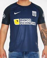Alianza lima soccer away  blue Peru Jersey Size S M L