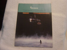 BROWNING  1986 FISHING RODS & EQUIPMENT catalog