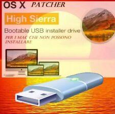 macOS Sierra High PATCHER sui Mac non supportati USB 8 GB.