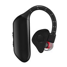 Sale!Stereo Wireless Bluetooth4.1 Handsfree Headset Earphone For Samsung iPhone