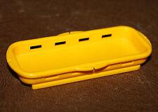 Playmobil accessoire civière jaune camion pompier 3879 ref cc