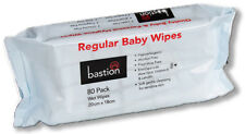 Baby Wipes, 80 WIPES/PACK, 20 PACKS/CARTON $30/CARTON