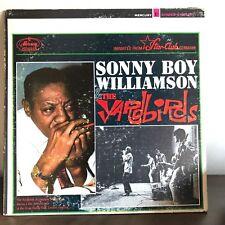 Sonny Boy Williamson & the Yardbirds 1969 Vinyl Mercury Records