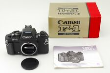 [Top Mint] Canon New F-1N 35mm SLR Film Camera AE finder from japan #117
