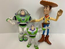 Woody Toy Story Buzz Lightyear Action Figures Toys