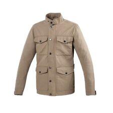 Giacca Field Jacket di taglio Motociclistico Kaki Robert Tucano Urbano Size M