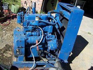 PERKINS DIESEL ENGINE 3-152 COMPLETE RUNNER