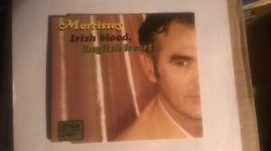 "Morrissey ""Irish blood, English heart   , Kostenloser Versand"
