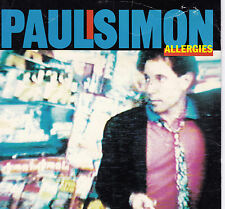 PAUL SIMON Allergies / Think Too Much 45