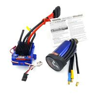 Traxxas Velineon Waterproof Brushless Motor + VXL ESC 3S System 3355X 3351R HPI