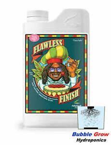 FLAWLESS FINISH (250ml/500ml/1L) PLANT FLUSHING ADVANCED NUTRIENTS FINAL PHASE