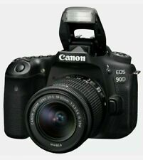Canon EOS 90D DSLR Camera Body with 18-55mm Lens*BRAND NEW SEALED*ShipWorldwide