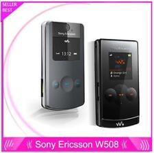Sony Ericsson W508 W508I 2.2 '' inch Screen 3.2MP Camera 3G Flip Mobile Phone