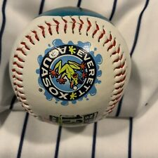 Everett AquaSox Souvenir baseball collectible ball Rare