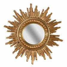 Star Gold Wall Decoration Antique Baroque Mirror Sunburst Holzspiegel 60cm