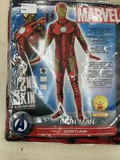 Marvel Iron Man Costume Bnib Dress Up Rubies Size M