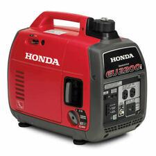 Honda Super Quiet EU2200I 2200w Portable Inverter Generator New and sealed