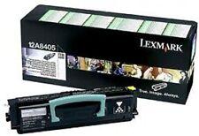 Lexmark 12A8405 Black Toner Cartridge