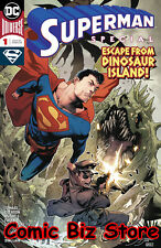 SUPERMAN SPECIAL #1 (2018) 1ST PRINT DC UNIVERSE BAGGED & BOARDED ($4.99)