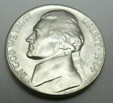 1944 D Jefferson Nickel  *35% SILVER*   *AG OR BETTER*   **FREE SHIPPING**