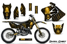 SUZUKI RM 125 250 Graphics Kit 2001-2009 CREATORX DECALS SCYNP