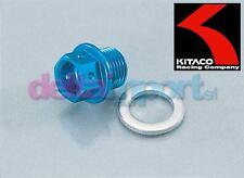 Tappo scarico olio magnetico in ergal Kitaco M14x10 D-4 SUZUKI Burgman GSXR GSF