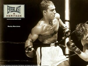 Rocky Marciano Reproduction archival quality photo