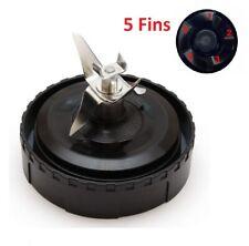 5 Fins Blender Replacement Blade For Nutri Ninja QB3000 QB3004 QB3005 476KKU3000