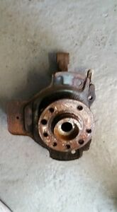 VAUXHALL ASTRA GSI TURBO FRONT HUB O/S DRIVERS SIDE 5 STUD MK4 G Z20LET