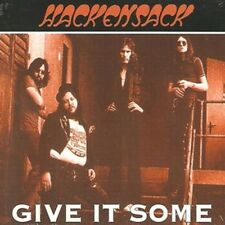 """Hackensack:  """"Give It Some""""  (Digipak CD Reissue)"""