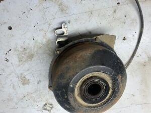 2007 Honda Rancher 420 FM 4x4 ATV Rear Brake Drum Dust Cover Shield