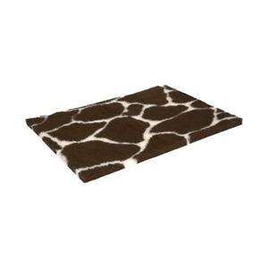 Petlife Vetbed - Non Slip - Giraffe Motif