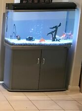 Fish Tank Aqua Style 980T complete with stand accessories and Fish
