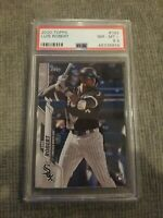 2020 Topps Luis Robert Chicago White Sox Rookie Card PSA 8.5 NM-MT+ 48534296
