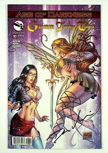 Grimm Fairy Tales #93 Signed by Dan Wickline Zenescope