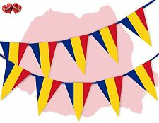 Vatican Full Flag Themed Bunting Banner 15 Triangle flags Catholic Church