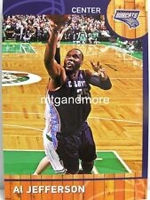 Panini NBA (Adrenalyn XL) 2013/2014 - #123 Al Jefferson - Charlotte Bobcats