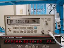 HEWLETT PACKARD 5384A FREQUENCY COUNTER