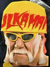 Hulk Hogan Hulkamania Bandana Wrestling Fancy Dress Costume Wwe Wwf Wcw