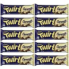 Cadbury Twirl Caramilk 10 X 39g Bars Limited  *RARE* AUSTRALIAN IMPORT ….