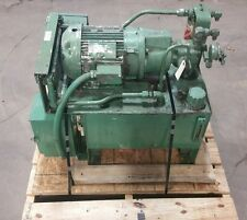 Hycon 5hp hydraulic power unit  #1368W