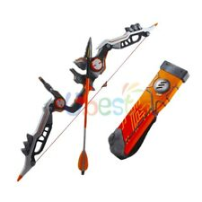 """OW Overwatch Shimada Hanzo Cyber Ninja Bow Arrow and Quiver PVC Cosplay Prop 49"""""""