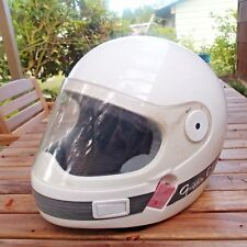 Griffin GS 530S Vintage Motorcycle Scooter Snowmobile Helmet 1980s Retro Italy