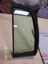 1994 1996 FLEETWOOD BROUGHAM LEFT REAR DOOR QUARTER VENT WINDOW GLASS OEM USED