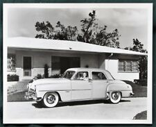 1951 DODGE Coronet vintage 1950s Automobile 8x10 Photograph